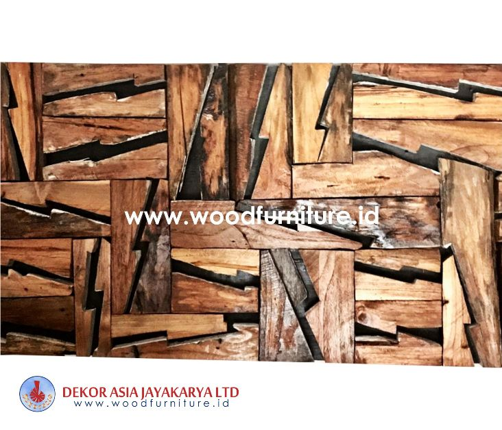 Wood Wall Cladding - Wood Wall Decoration